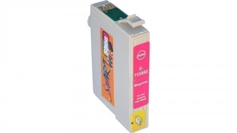 Ersatz Druckerpatrone kompatibel zu Epson T0713 Magenta