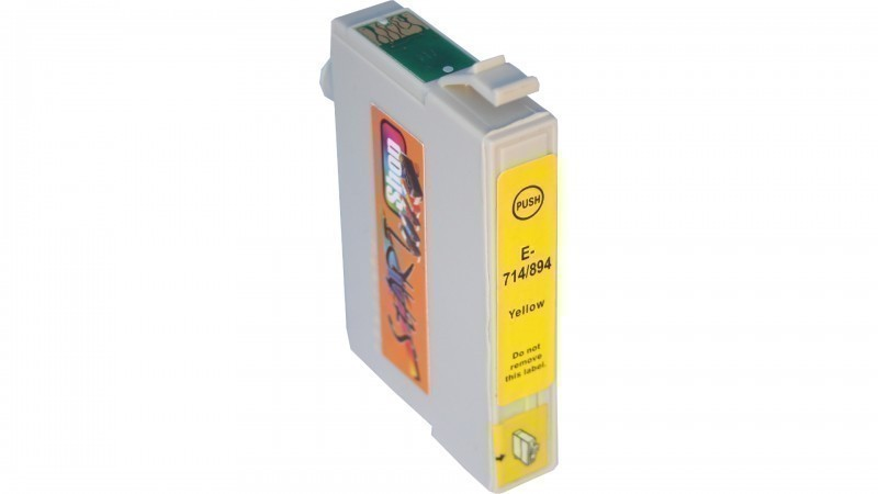 Compatible Ink Cartridge to Epson T0714 (Y)