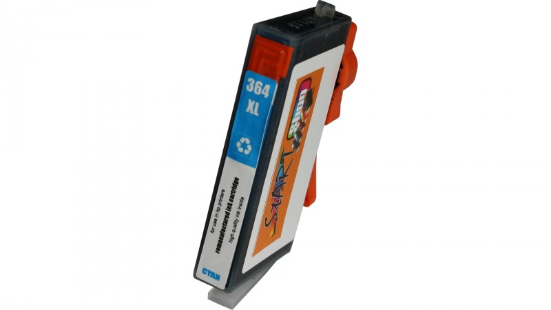 Compatible Ink Cartridge to HP HP364  (C)