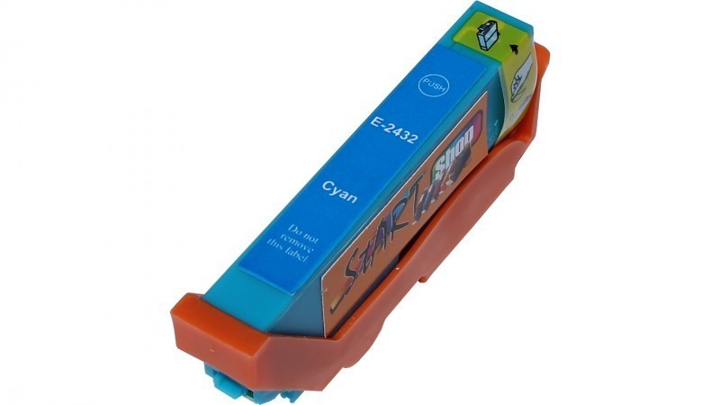6 Compatible Ink Cartridges to Epson T2431 - T2436  (BK, C, M, Y, LC, LM)