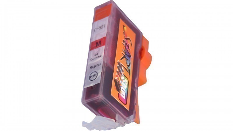 Compatible Ink Cartridge to Canon CLI-521  (M)