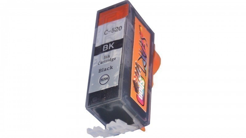 10 Compatible Ink Cartridges to Canon PGI-520 / CLI-521  (BK, PHBK, C, M, Y)