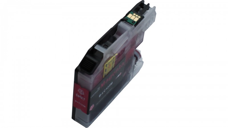 9 Compatible Ink Cartridges to Brother LC123  (C, M, Y) XL