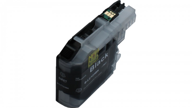 20 Compatible Ink Cartridges to Brother LC123  (BK, C, M, Y) XL (8|4|4|4)