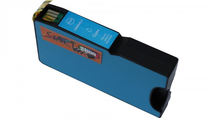 8 XL Ersatz Chip Druckerpatronen kompatibel zu Lexmark 200XL / 210XL Schwarz, Cyan, Magenta, Gelb