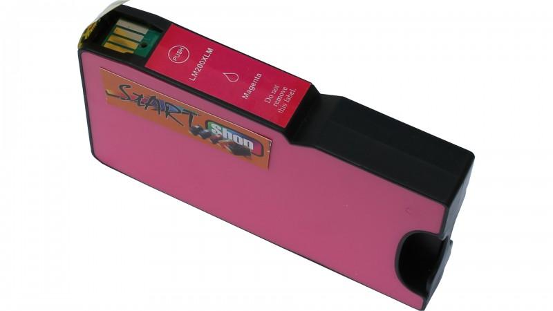 5 XL Ersatz Chip Druckerpatronen kompatibel zu Lexmark 200XL / 210XL Schwarz, Cyan, Magenta, Gelb