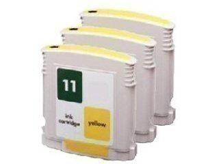 Compatible Ink Cartridge to HP HP11  (Y)