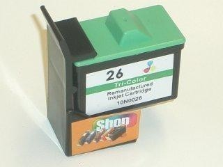 Compatible Ink Cartridge to Lexmark L26 (Colours)