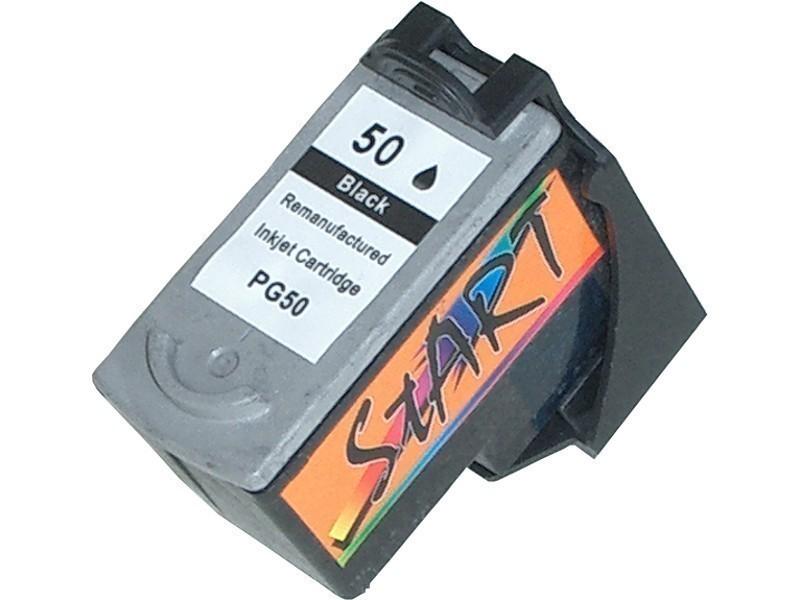 Ersatz Patrone kompatibel zu Canon PG-50 Schwarz