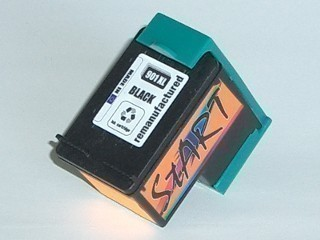 Compatible Ink Cartridge to HP HP901  (BK) XL