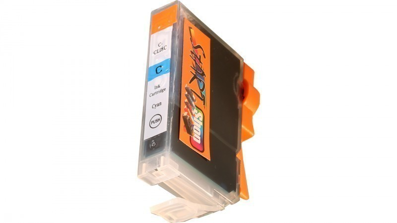Compatible Ink Cartridge to Canon CLI-8  (C)