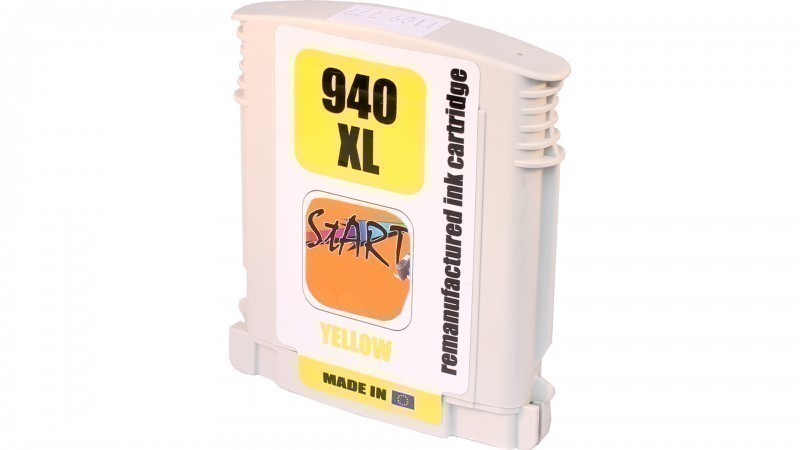 Compatible Ink Cartridge to HP HP940  (Y)