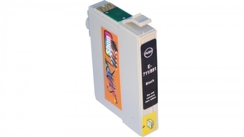 20 Ersatz Druckerpatronen kompatibel zu Epson T0711, T0712, T0713, T0714 (8444)
