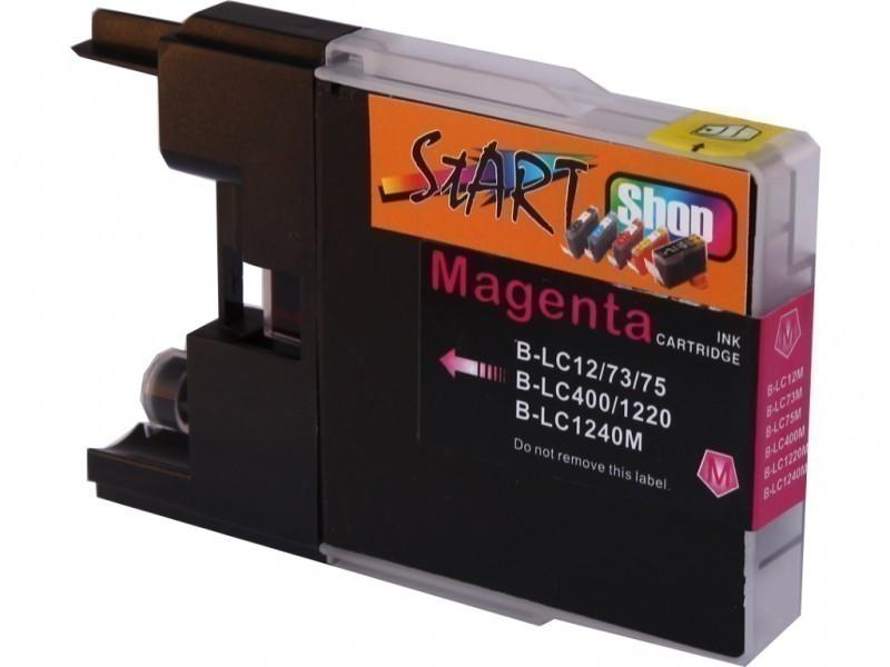 Ersatz Patrone kompatibel zu Brother LC1240 XL Magenta