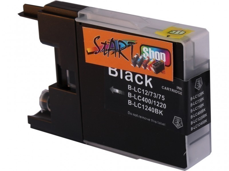 10 Compatible Ink Cartridges to Brother LC1240  (BK, C, M, Y)